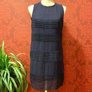 Zara Women's Navy Dress